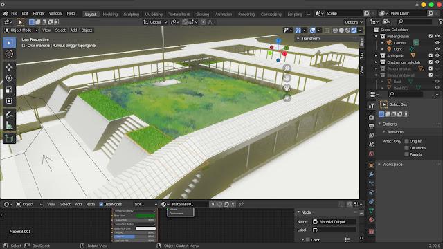 Easy Way Install Blender 3D On Linux Ubuntu!