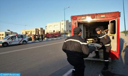 مراكش.. وفاة شخص في انهيار جزئي لورش بناء يتعلق بتوسعة مصحة استشفائية خاصة