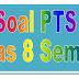 Soal dan Kunci Jawaban PTS IPS Kelas 8 Semester Genap Kurikulum 2013