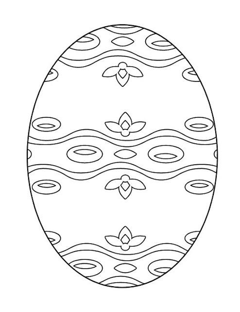 Best Easter egg Drawing