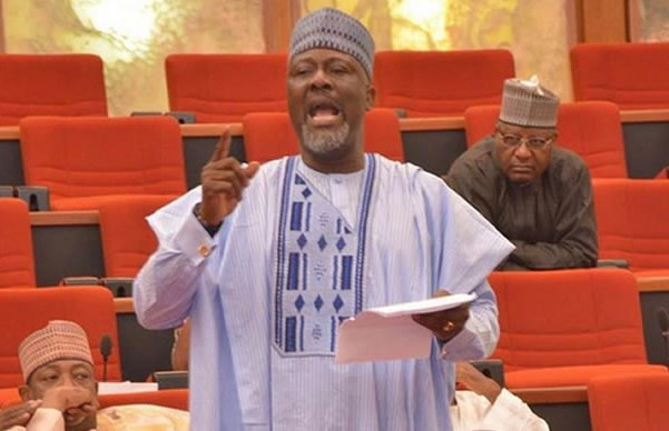 Video: Coronavirus death is caused by 5G and is evil, Dino Melaye warns as he shares video proof to back his claim. Must watch