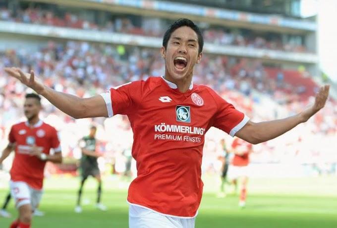 Newcastle United linked with Japanese striker