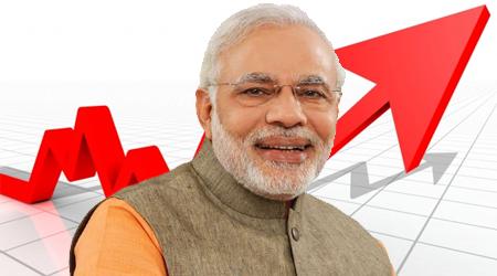 भारत की विकासदर ने लगाई हाईजंप, दुनिया के टॉप पर पहुंची | NATIONAL NEWS