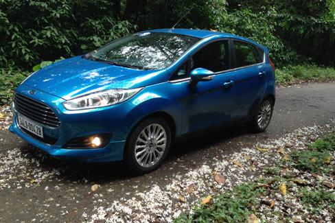 Mức tiêu hao nhiên liệu của xe Ford Fiesta Ecoboost nội địa