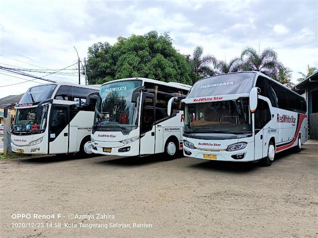 Sewa Bus Primajasa Jakarta