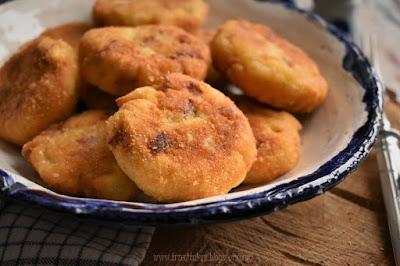 Racuszki z kiełbasą - kuchnia podkarpacka