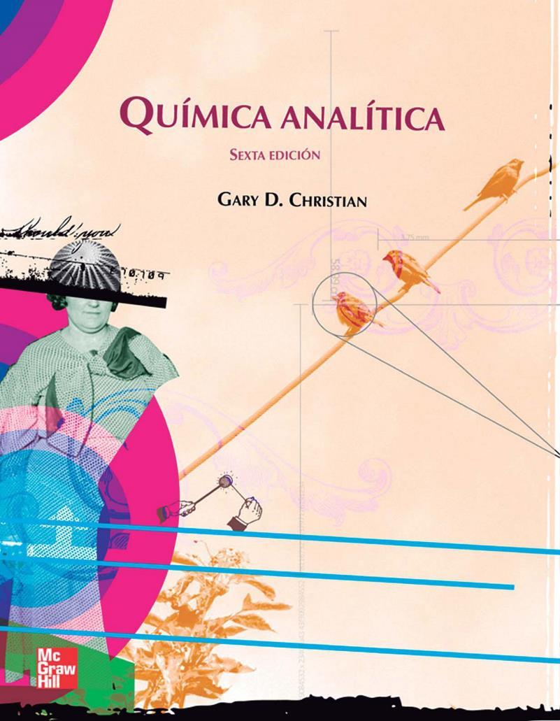 Química Analítica, 6ta Edición – Gary D. Christian