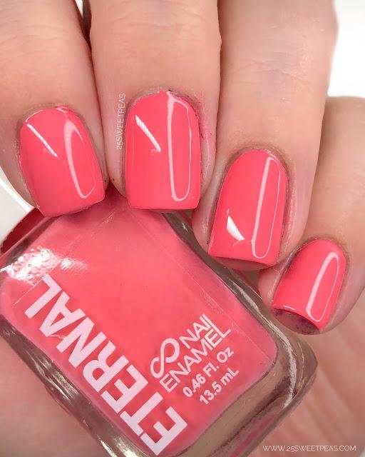 Eternal Cosmetics Nail Polish Romance - 25 Sweetpeas