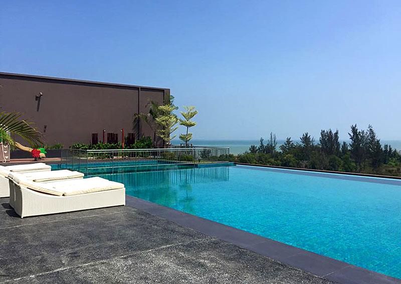 Pullman hotel miri waterfront review malaysia asia