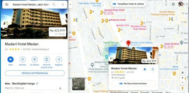 peta-madani-hotel
