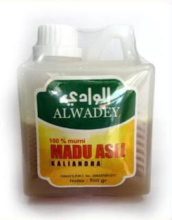 Herbal-Madu-Alami