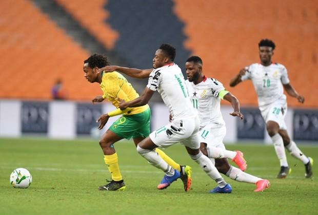 أهداف مباراة جنوب أفريقيا ضد غانا