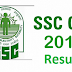 SSC CGL 2017 Final Result Out: Check Now