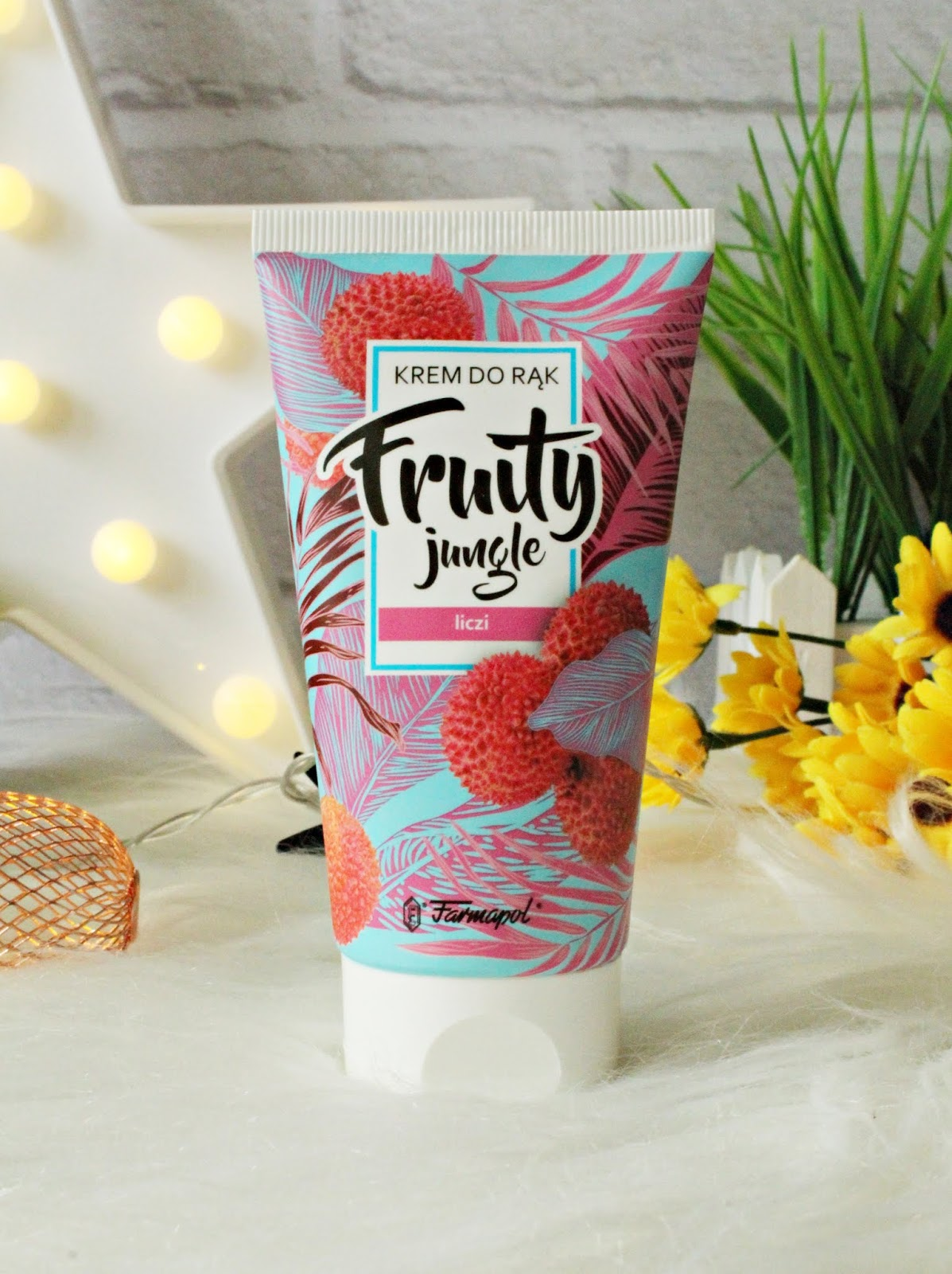 Fruity Jungle - kremy do rąk - acai i liczi