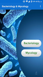 app bacteriologia y micologia android