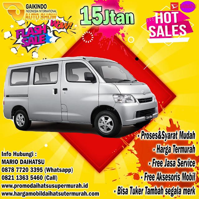 daihatsu granmax minibus