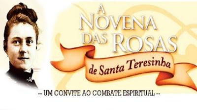 imagem de Santa Teresinha do Menino Jesus