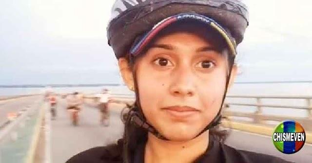 Ciclista venezolana asesinada de un tiro en la cabeza - Pero no es noticia porque no fue a las olimpiadas