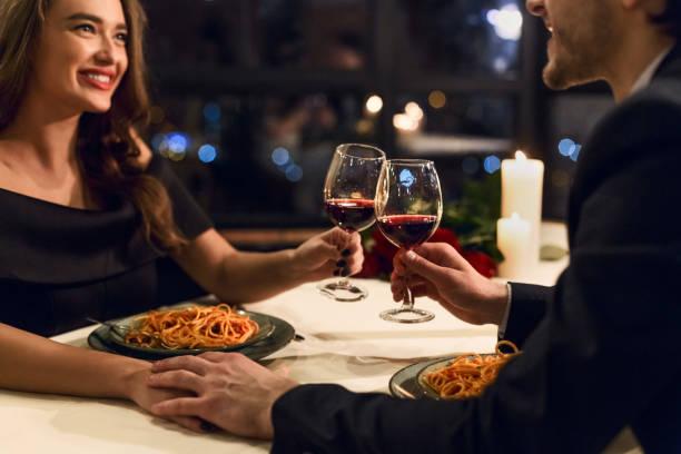 Romantic Dinner under the Starry Night