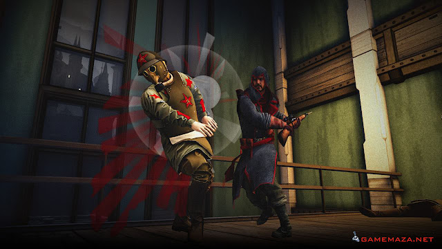 Assassin's Creed Chronicles Russia Gameplay Screenshot 2
