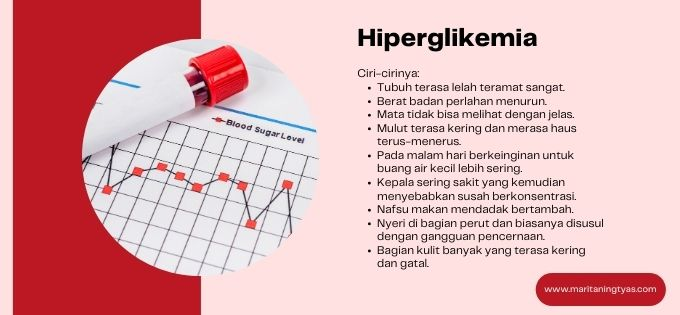 ciri-ciri gula darah tinggi