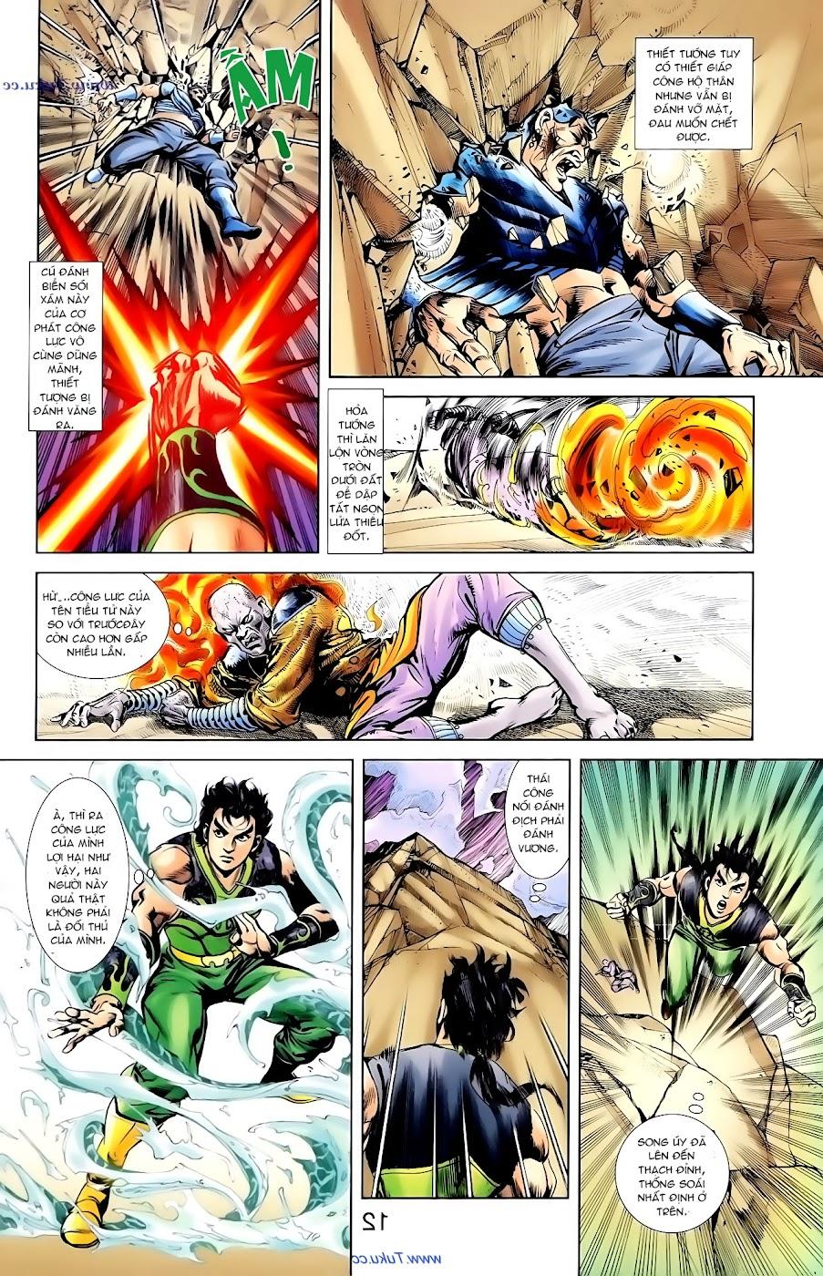 Cơ Phát Khai Chu Bản chapter 92 trang 16