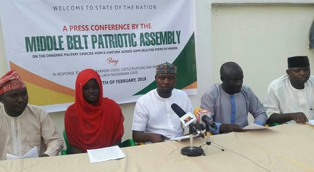 Middle Belt Patriotic Assembly