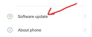 Mobile Update Kaise Kare