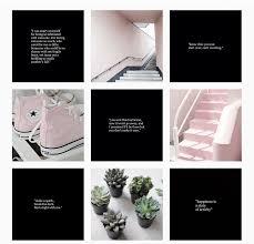 Instagram feed ideas