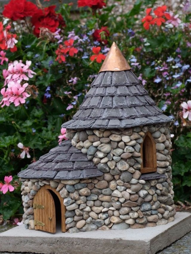 gorgeous miniature stone houses handy diy