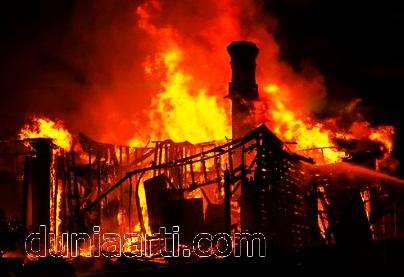 Kebakaran Gedung