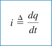 mathematic current equation