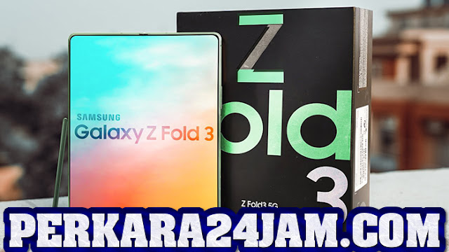 Inilah Spesifikasi Samsung Galaxy Z Fold3 Yang Baru Di Rilis