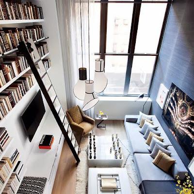 Top 10 - Les plus belles bibliothèques de My Sunday's Library - N°2