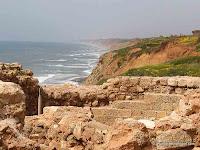 Israel, Reizen, Reisgids, Vakantie, Apollonia, Arsuf