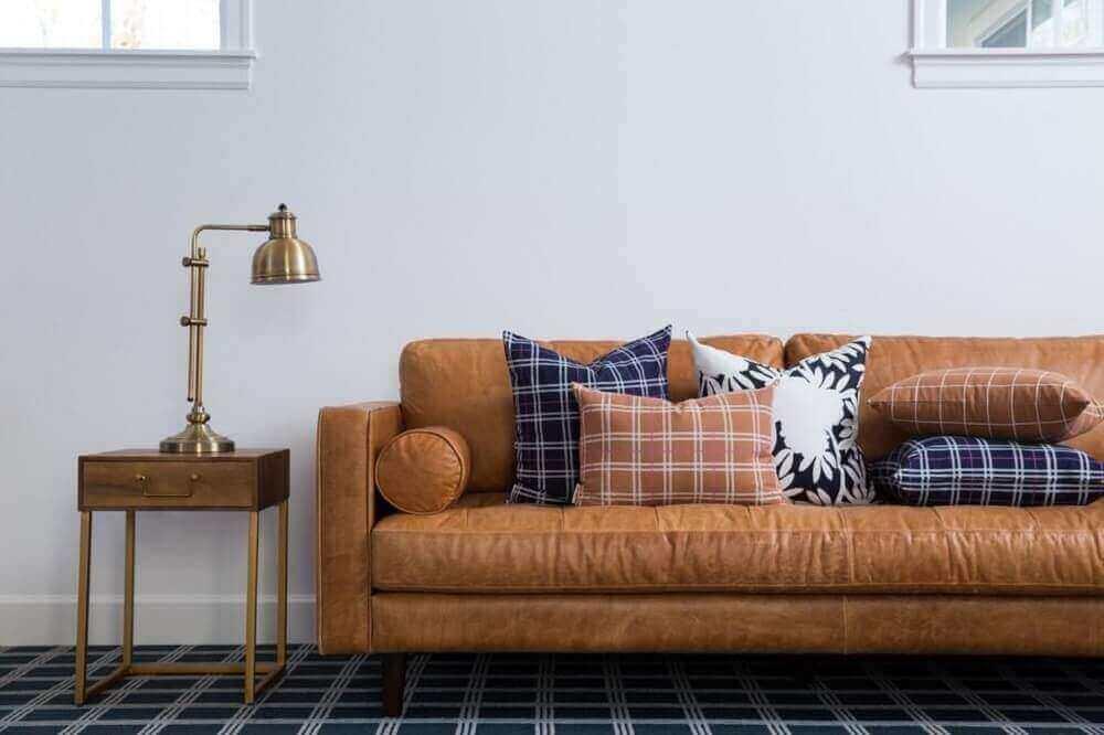 como escolher o sofá ideal para a sua sala