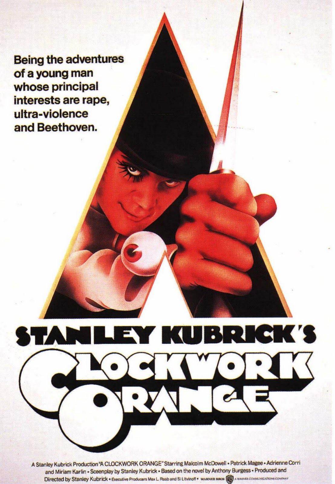 Appendix:A Clockwork Orange