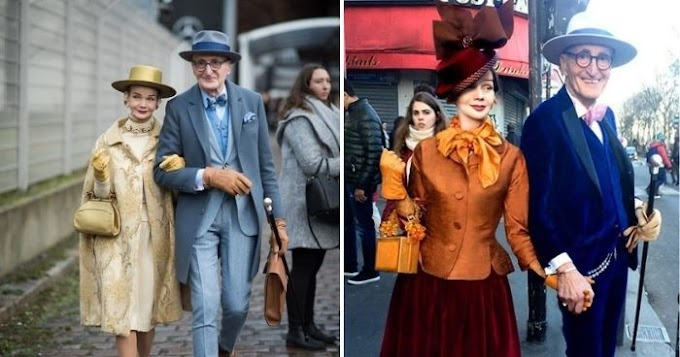 The Berlin Couple Slays Every Costume They Wear