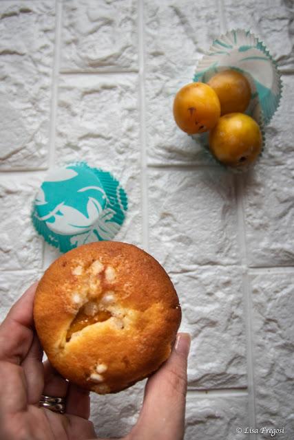 come fare i muffins con susine