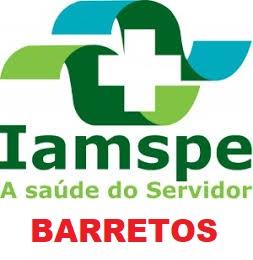 Médicos em Barretos/SP do convênio IAMSPE - 2019