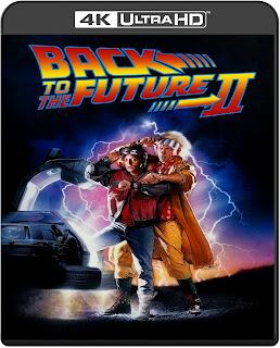 Back to the Future. Part II [1989] [UHD] [Latino]