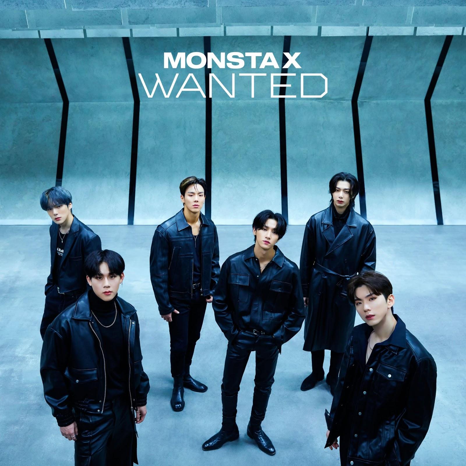 monsta x wanted single japon