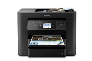 Epson WorkForce Pro WF-4734 Printer Driver Downloads & Software for Windows