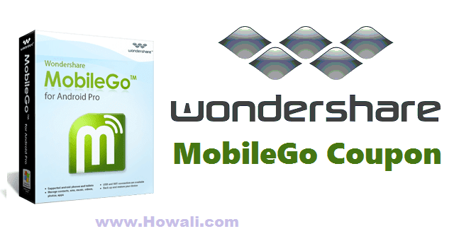 Wondershare Mobile Go Coupon Code Discount promo