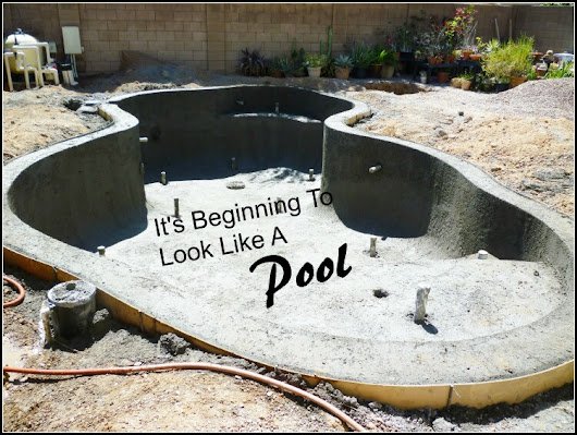 It's Beginning To Look Like A Pool