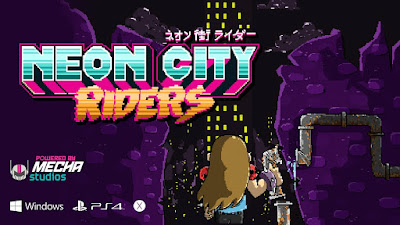 How to play Neon City Riders with VPN