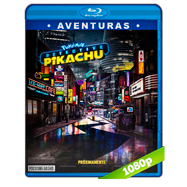 Pokémon: Detective Pikachu (2019) Full HD 1080p Audio Dual Latino-Ingles
