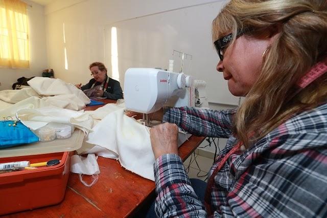 Invitan a mujeres de Tepa a hacer uniformes