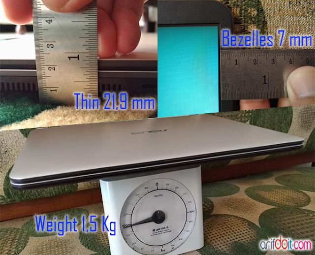Kreatif Bersama Asus VivoBook A407UB
