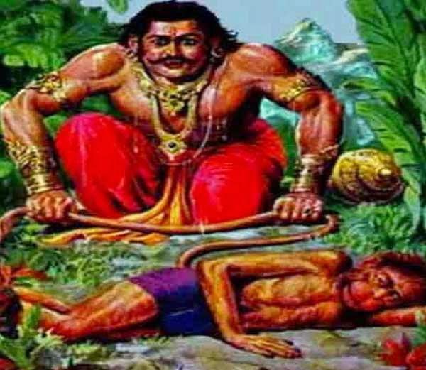 Hanuman-Bhima Story